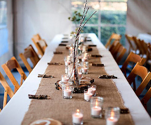 beautiful, photography, and table image