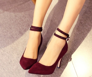 shoes and love image