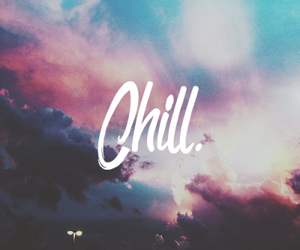 chill and sky image