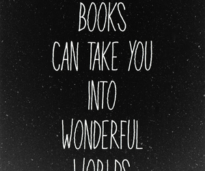 book, world, and wonderful image