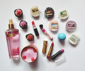 cosmetics, cupcakes, and eos image