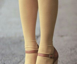 shoes, heels, and socks image
