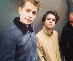 the vamps, james mcvey, and boy image