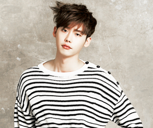 lee jong suk, korean, and actor image