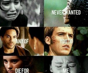 the hunger games, cinna, and katniss image
