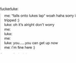 tumblr, luke hemmings, and 5 seconds of summer image