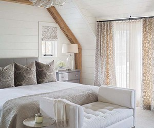 bedroom, inspiration, and inspiring interiors image