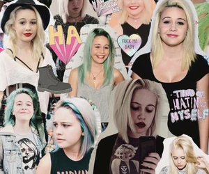 bea miller and Collage image