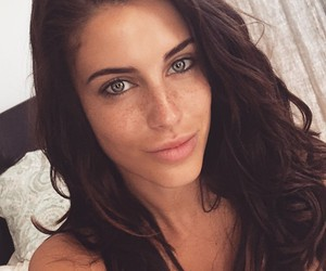 Jessica Lowndes, green eyes, and beauty image