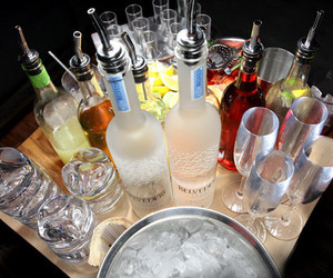 drink, alcohol, and party image