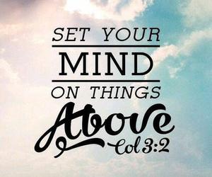 god, mind, and bible image