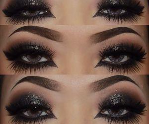 black and eyes image