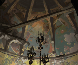 concept art, disney, and rapunzel image