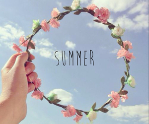 summer is coming and summervibez image