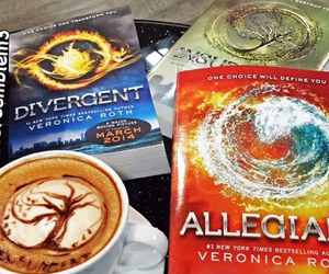 book and divergent image