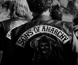 sons of anarchy, anarchy, and soa image