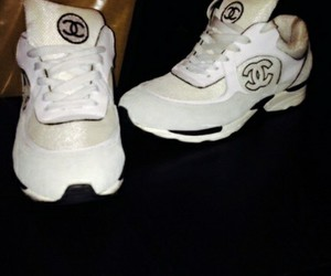 chanel, mode, and shoes image