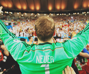 manuel neuer, germany, and football image