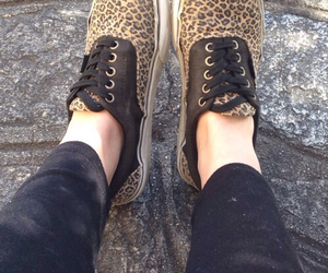 black, hipster, and leopar image