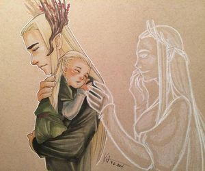 Legolas and LOTR image