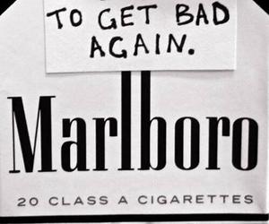 cigarettes, death, and depression image