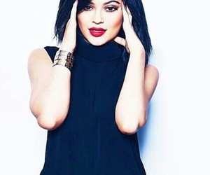 Kendall, lips, and red image