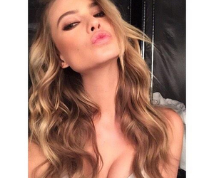 Behati Prinsloo, angel, and model image