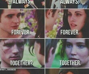 always, forever, and together image