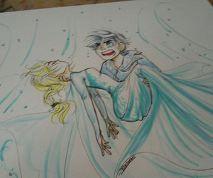 jack frost, jelsa, and dead? image