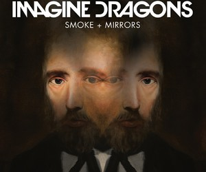imagine dragons, music, and smoke+mirrors image