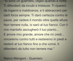 marco mengoni, guerriero, and frasi italiane image
