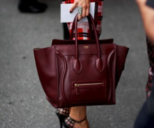 bag, celine, and style image