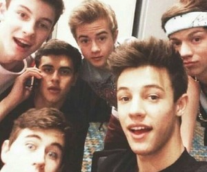 cameron dallas, magcon, and shawn mendes image