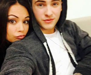 janel parrish, pll, and pretty little liars image