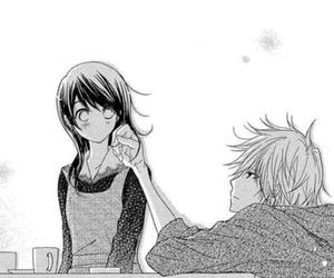 manga, dengeki daisy, and teru image