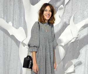 alexa chung, british, and fashion image