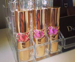 luxury, makeup, and YSL image