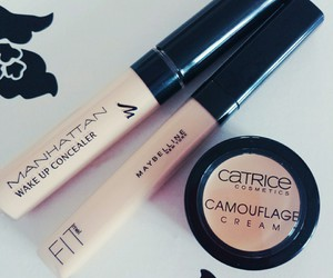 camouflage, cosmetic, and cream image