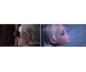 jack frost, sad, and ship image