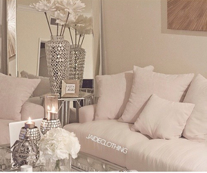 decor, home, and house image