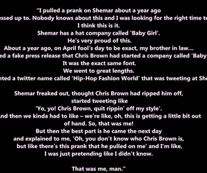 chris brown, funny, and spencer reid image