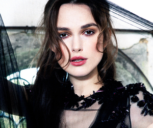 keira knightley and model image
