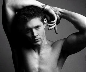 Jensen Ackles, supernatural, and Hot image
