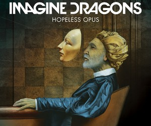 imagine dragons and album image