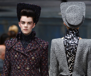 chanel fall 2013 couture image