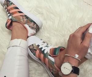adidas, summer, and adidas superstar image