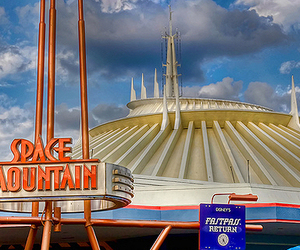ride and space mountain image