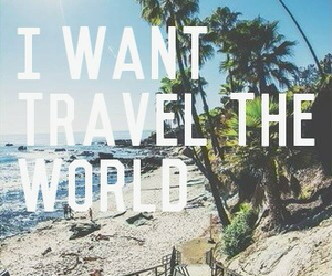 travel, pic, and world image