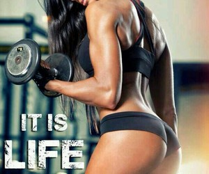 athletic, body, and gym image