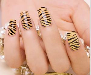 art, makeup, and nails image